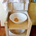 alte Waschschüssel