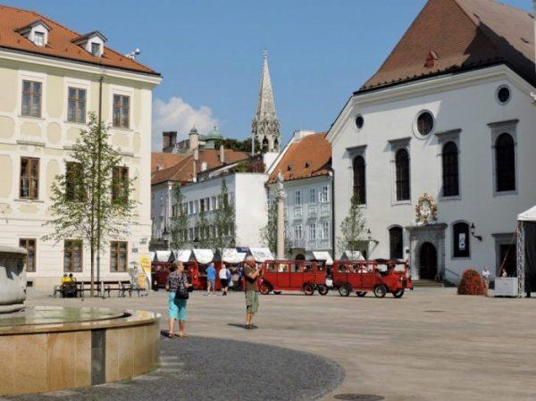 Altstadt Tour mit Bratislava Card