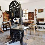 alte Werkstatt im Museumsdorf Niedersulz
