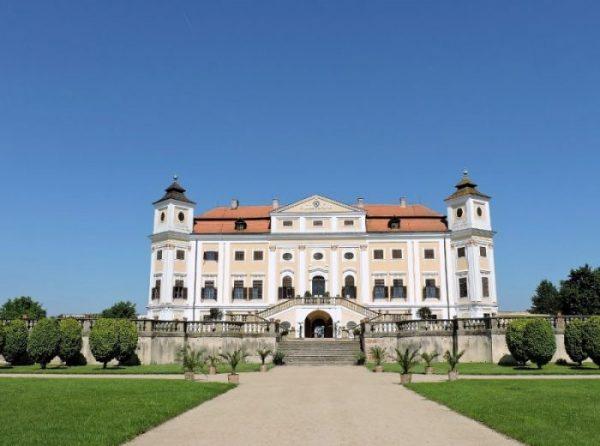 Schloss in Südmähren Tschechien