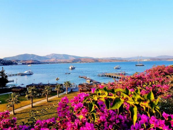 Bodrum in der Türkei