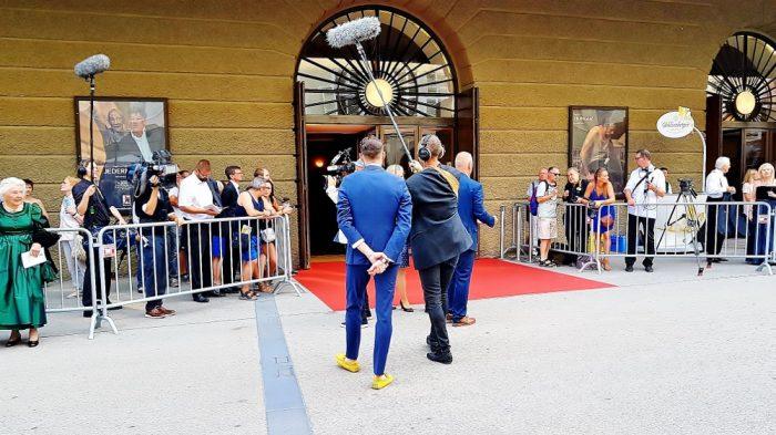 Medienpräsenz bei den Salzburger Festspielen Höhepunkte