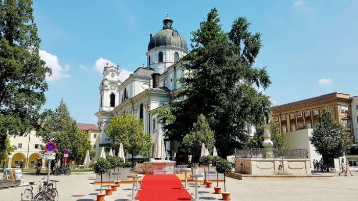 Roter Teppich Salzburger Festspiele Höhepunkte