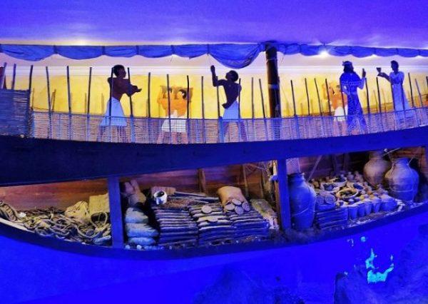 Archäologische Sammlung Bodrum Türkei