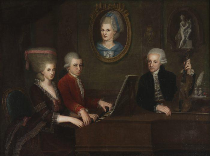 Leopold Mozart in Salzburg