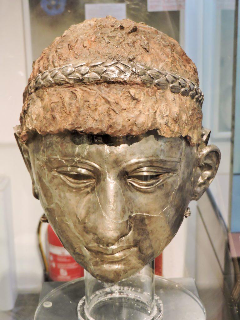 antiker Kopf