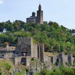 Veliko Tarnovo Sehenswürdigkeiten: Festungsanlage auf einem Hügel
