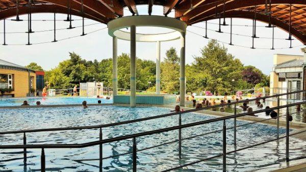 Thermalbad in Bükfürdö Therme Ungarn