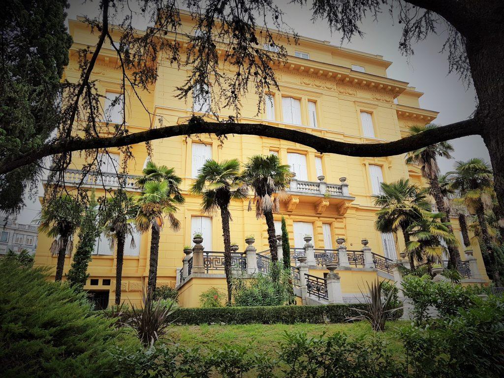 Villa Amalia, Opatija Sehenswürdigkeiten