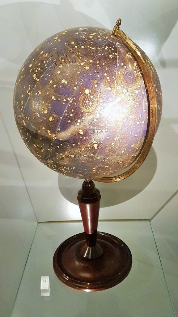 Himmelsglobus aus dem Globus Museum Wien