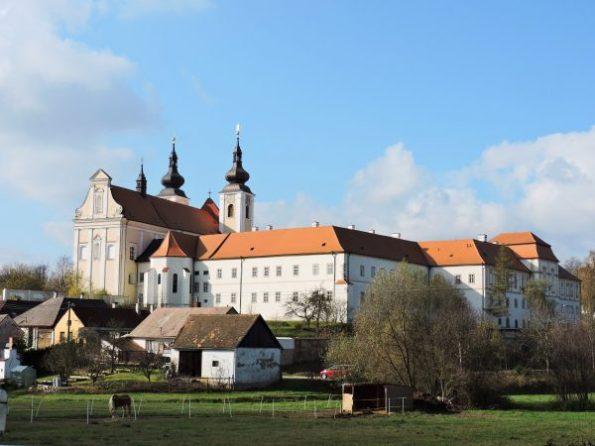 Kloster von Nova Rise in Tschechien