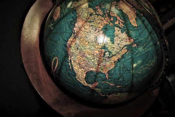 Erd-Globus