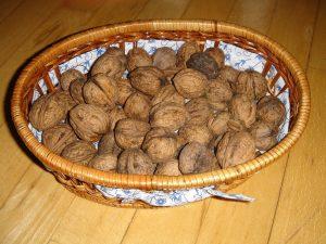 Walnüsse für Rezept Bosnische Torte