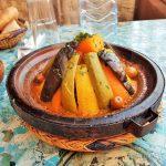 Tajine Rezepte aus Marokko im Tontopf gekocht