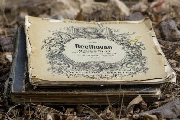 Musikstück Ludwig van Beethoven 2020