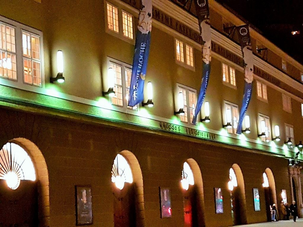Festspielhaus Spielstätte für Mozartwoche Salzburg 2021