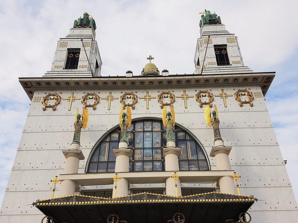 Kirche am Steinhof Wien im Jugendstil