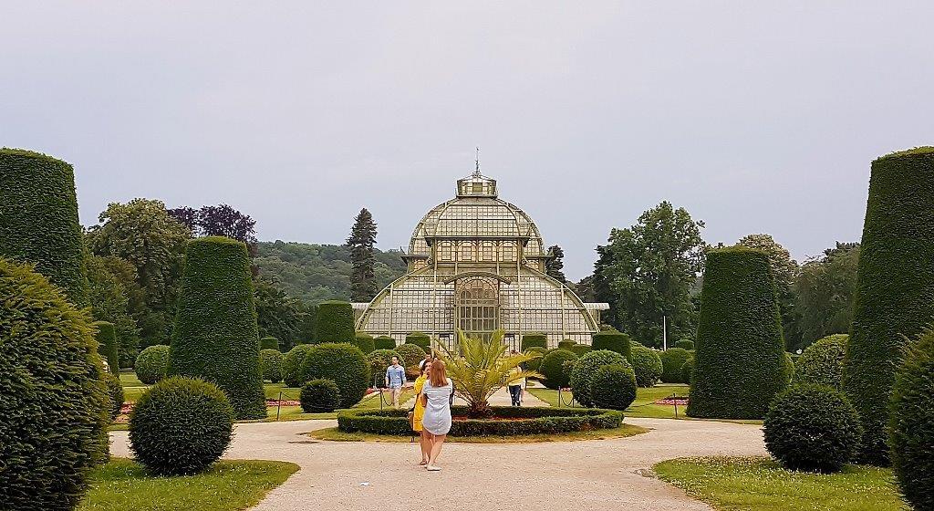 Schönbrunner Schlosspark Wien