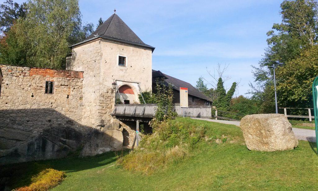 Bad Kreuzen Ausflugstipp zur Burg