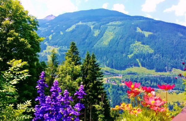 Berge und Kulturwanderwege Österreich