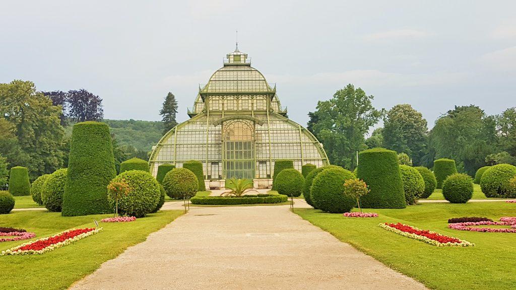Parks in Wien, Schlosspark Schönbrunn