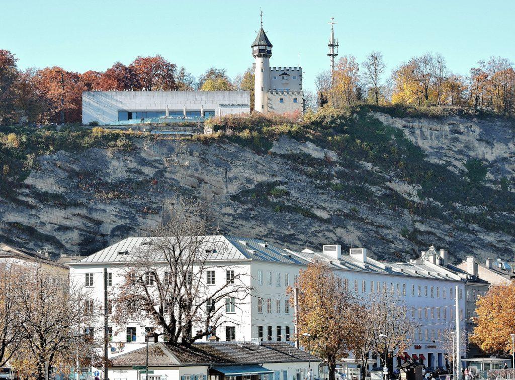 Kulturwanderungen am Mönchsberg