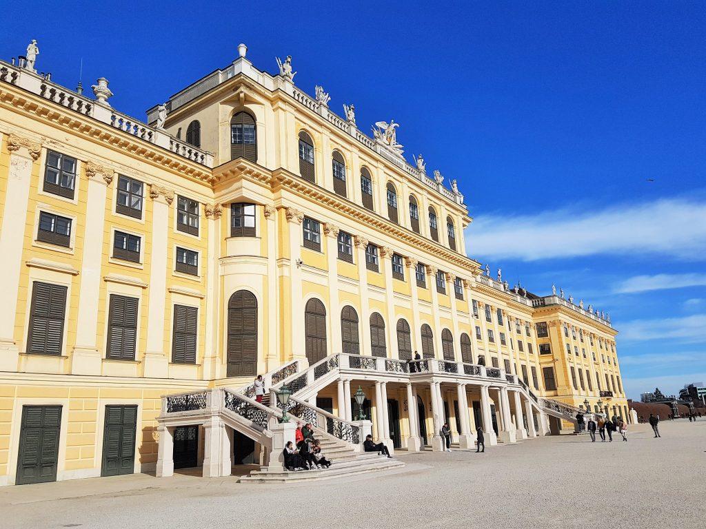 Schloss Schönbrunn, Wien Quiz