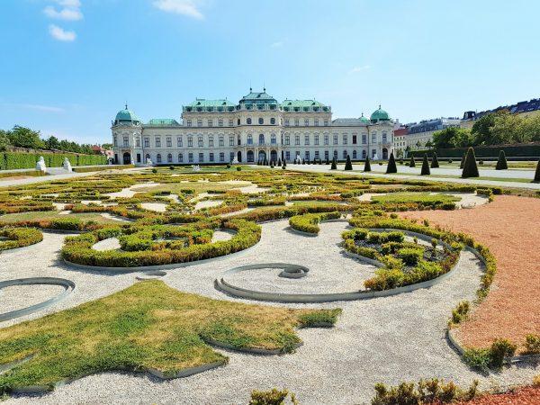 Belvedere Wien Weltkulturerbe