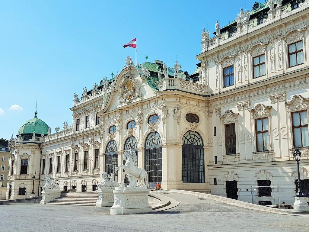 Oberes Belvedere Schloss Wien