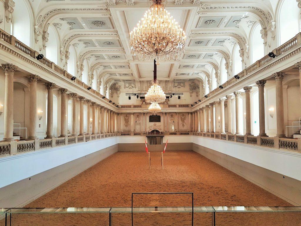 Spanische Hofreitschule Wien, Führungen