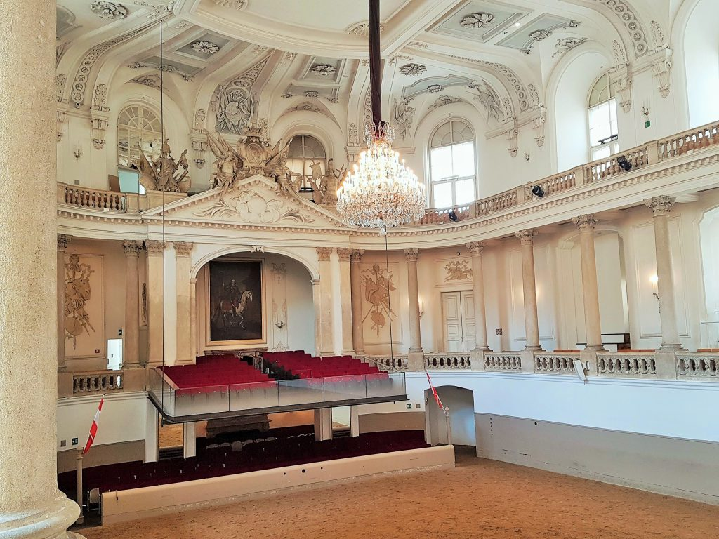 Kaiserloge Spanische Hofreitschule Wien