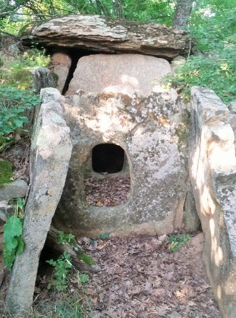 Dolmen in Beglik Tash Bulgarien