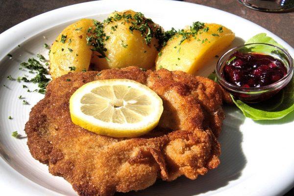 Original Wiener Schnitzel aus Wien