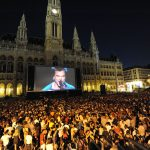 Filmfestival Rathausplatz Wien