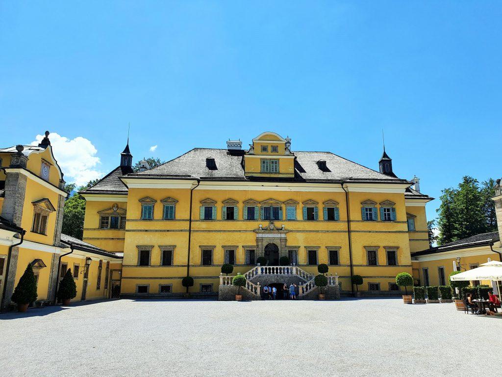 Schloss Hellbrunn Ausflugsziel
