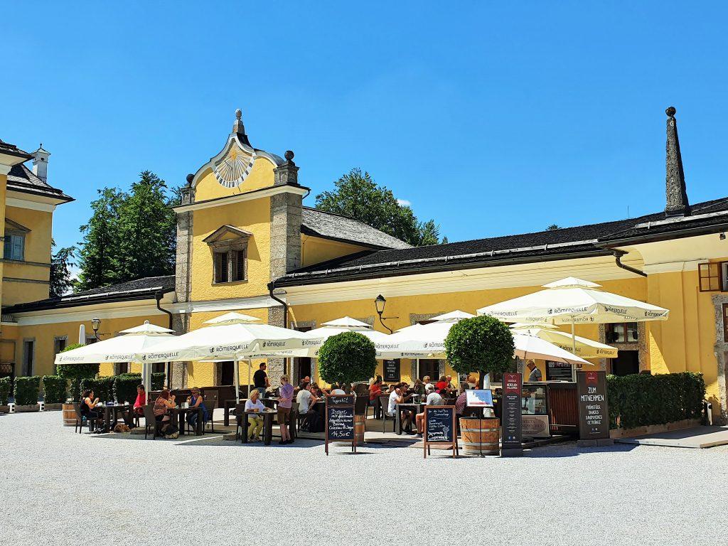 Restaurant-Café Schloss Hellbrunn Salzburg