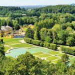 Reise zum Schloss Hellbrunn Salzburg und Hellbrunner Park