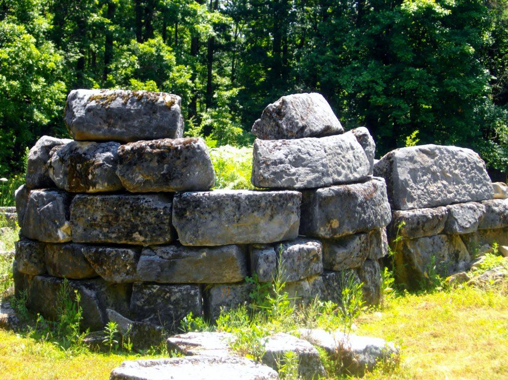 prehistorische Kultstätte Beglik Tash Bulgarien