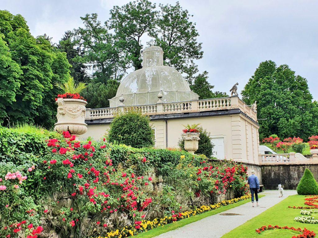 Vogelhaus im Mirabellgarten