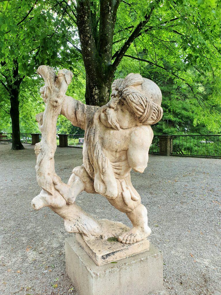 Zwerg im Zwergelgarten Salzburg