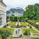 Salzburg Insider Tipps mit Mirabellgarten
