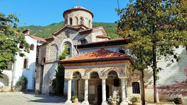 Batschkovo Kloster Bulgarien im byzantinischen Stil