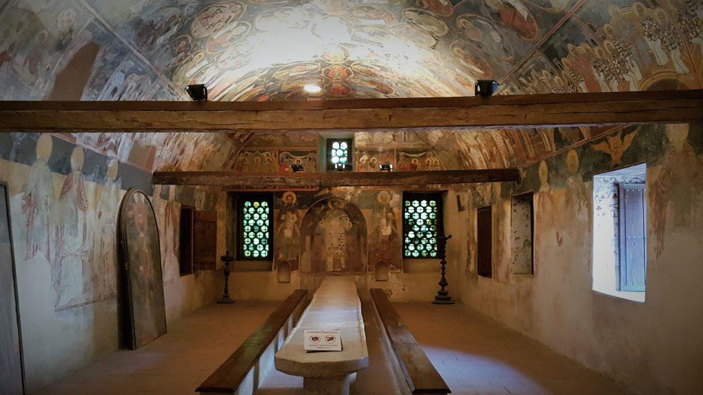 Refektorium Batschkovo Monastery, Plovdiv