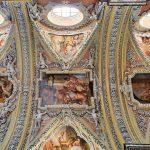 Decken-Gemälde der Wallfahrtskirche Frauenberg Steiermark
