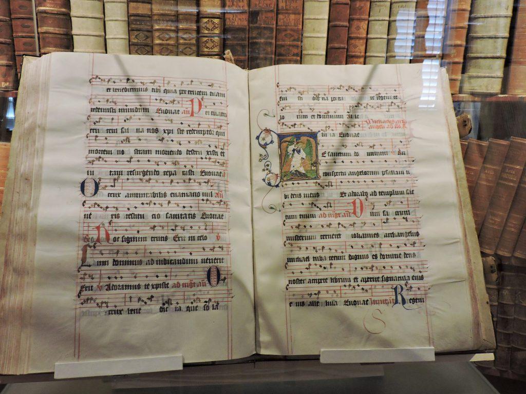 Antiphonale aus dem Zisterzienser Kloster Rein