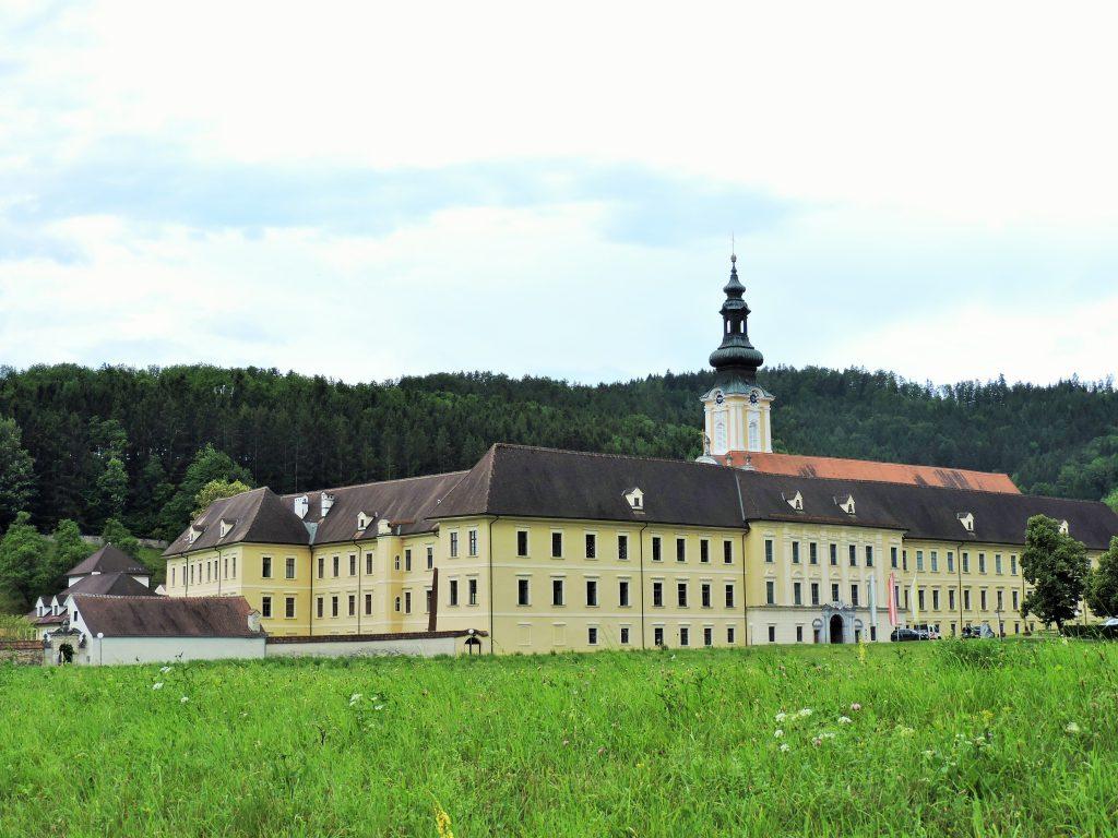 Gesamtansicht von Kloster Stift Rein Steiermark