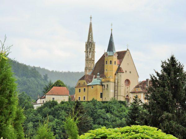 Wallfahrtskirche Maria Straßengel bei Graz