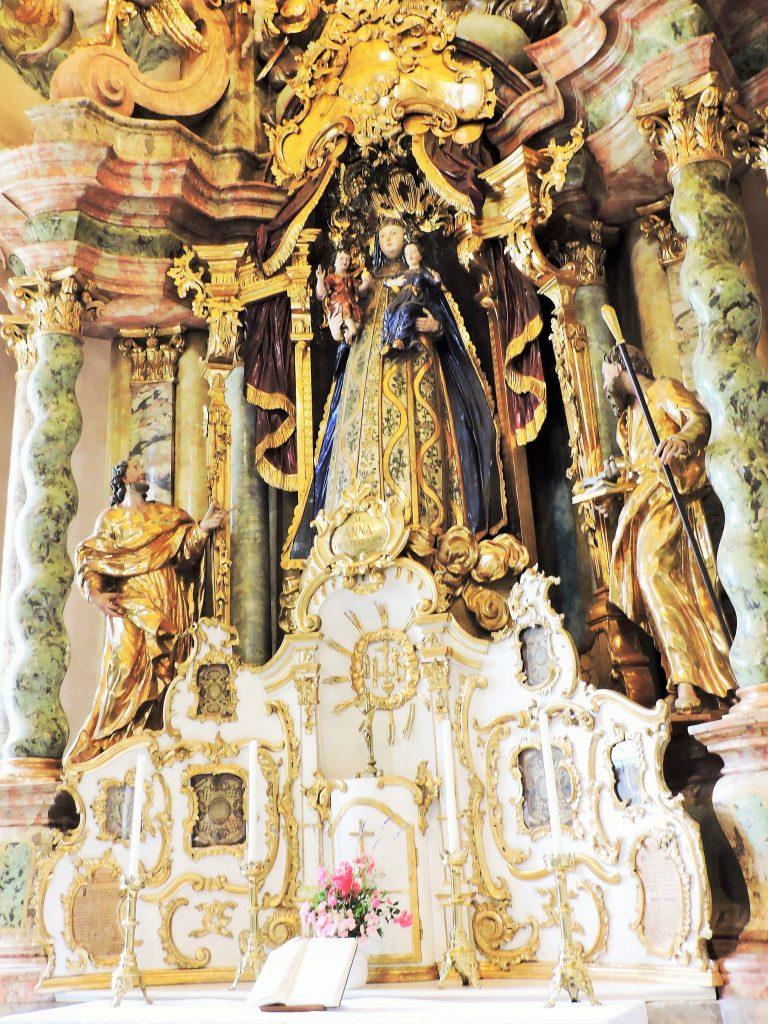 Altar der Hl Anna, Straßengel