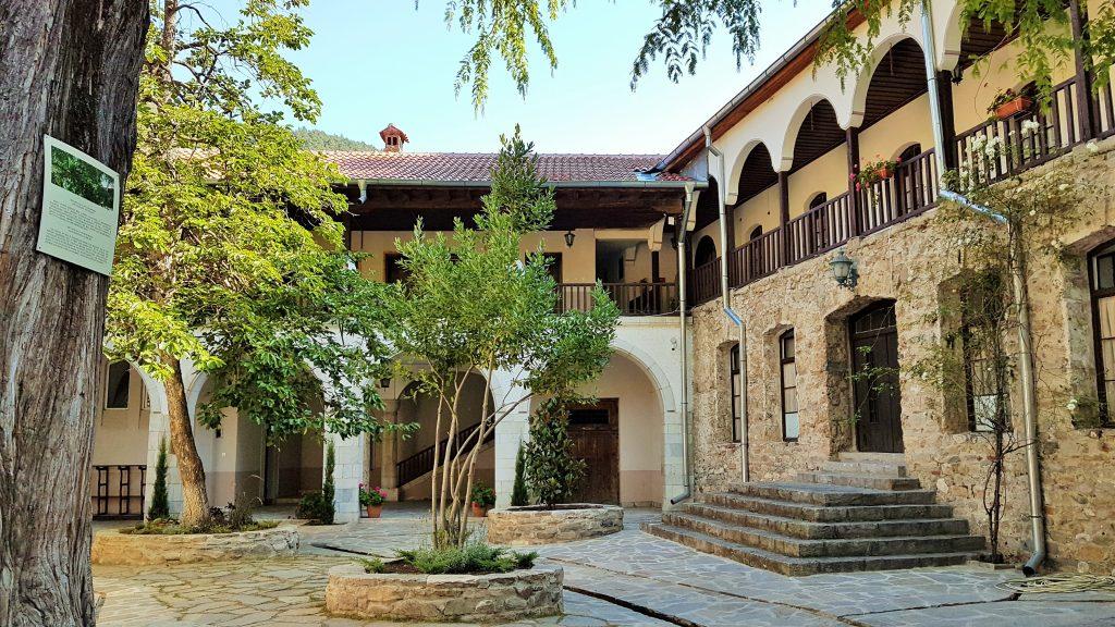 Batschkovo Kloster Bulgarien Nationalheiligtum