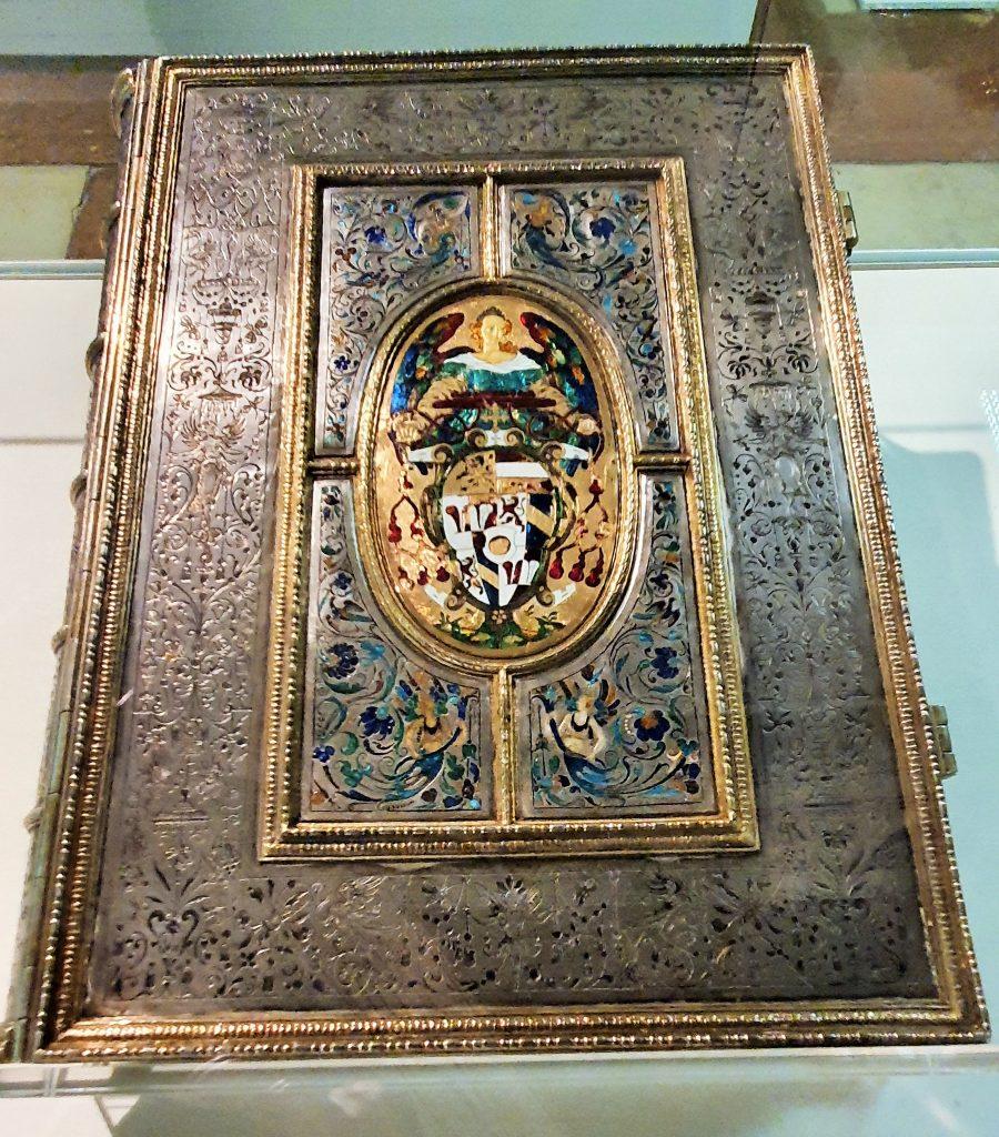 prachtvolles Messbuch aus der Barockzeit